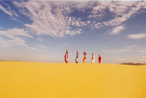 Kinh nghiệm phượt đồi cát Nam Cương, Ninh Thuận cực vui