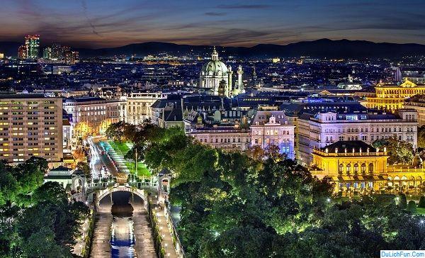 Địa điểm du lịch nổi tiếng nhất ở Áo - Địa điểm du lịch hấp dẫn, đẹp ở Áo
