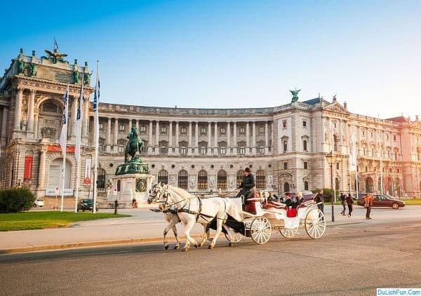 Địa điểm du lịch nổi tiếng nhất ở Vienna, Áo - Nên đi đâu chơi, tham quan khi du lịch Vienna, Áo