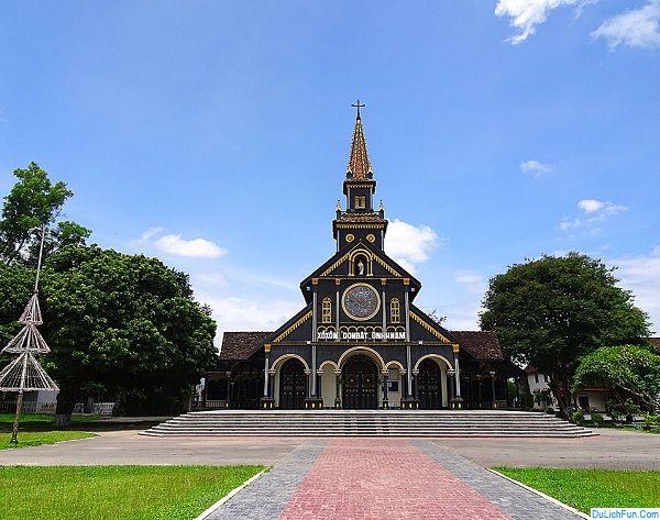 Địa điểm tham quan đẹp, nổi tiếng ở Kon Tum: Nên đi đâu chơi, ngắm cảnh, chụp ảnh khi du lịch Kon Tum