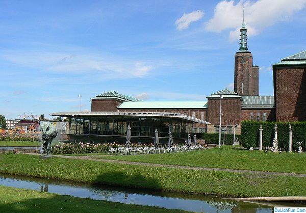 Hướng dẫn du lịch Rotterdam tự túc, giá rẻ: Chơi gì ở Rotterdam?