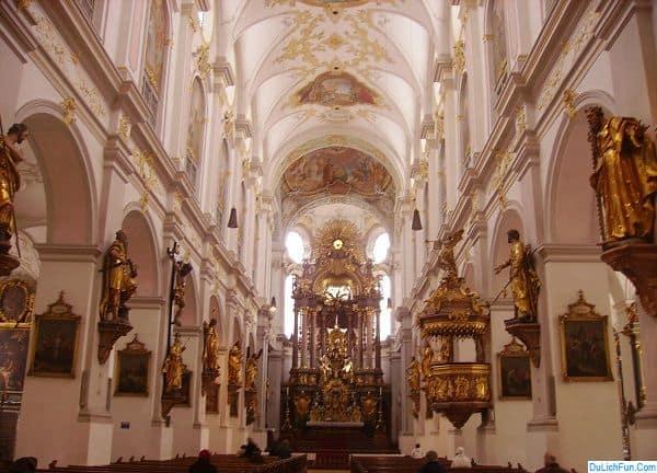 Hướng dẫn tour du lịch Munich Đức giá rẻ: Du lịch Munich Đức nên đi đâu chơi, tham quan?