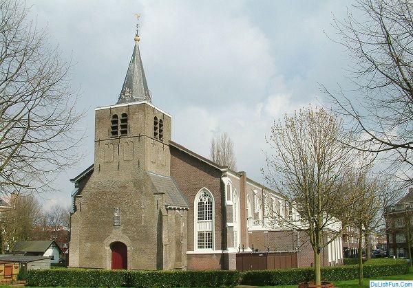 Hướng dẫn tour du lịch Rotterdam giá rẻ: Địa điểm du lịch nổi tiếng ở Rotterdam