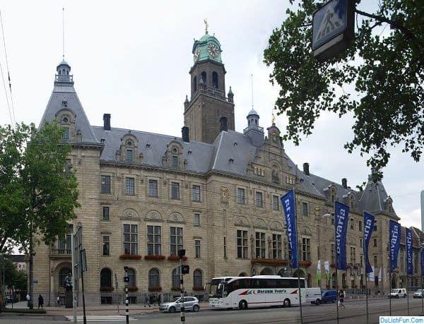 Kinh nghiệm du lịch Rotterdam mới nhất: Du lịch Rotterdam nên đi đâu tham quan?