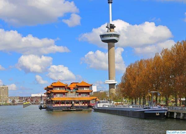Kinh nghiệm du lịch Rotterdam: Danh lam cảnh đẹp ở Rotterdam