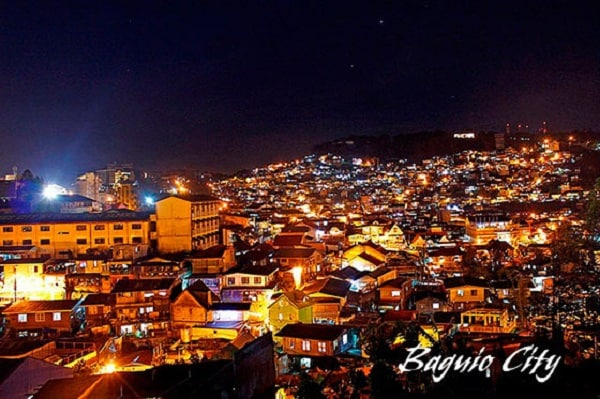 Kinh nghiệm du lịch Baguio, Philippines. Hướng dẫn, cẩm nang du lịch bụi Baguio tự túc, tiết kiệm đường đi, ăn uống