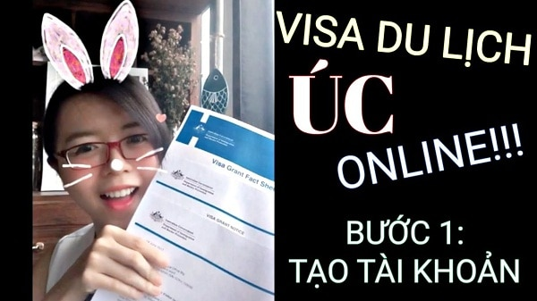 Kinh nghiệm xin visa du lịch Úc online mới nhất đầy đủ. Hướng dẫn thông tin đầy đủ xin visa du lịch Úc trực tuyến nhanh, thuận tiện.