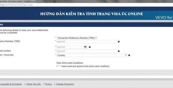 Kinh nghiệm xin visa du lịch Úc online mới nhất đầy đủ. Hướng dẫn quy trình các bước xin visa đi Úc trực tuyến từ A-Z