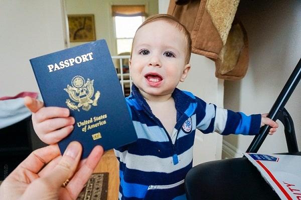 Hướng dẫn thủ tục làm hộ chiếu Passport cho trẻ em. Kinh nghiệm làm hộ chiếu cho trẻ em giấy tờ, thủ tục, quy định, địa chỉ...