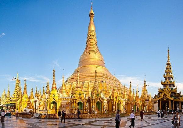 Lịch trình du lịch tự túc Yangon 3 ngày thuận tiện đi lại. Hướng dẫn đi tham quan, vui chơi ở Yangon 3 ngày 2 đêm