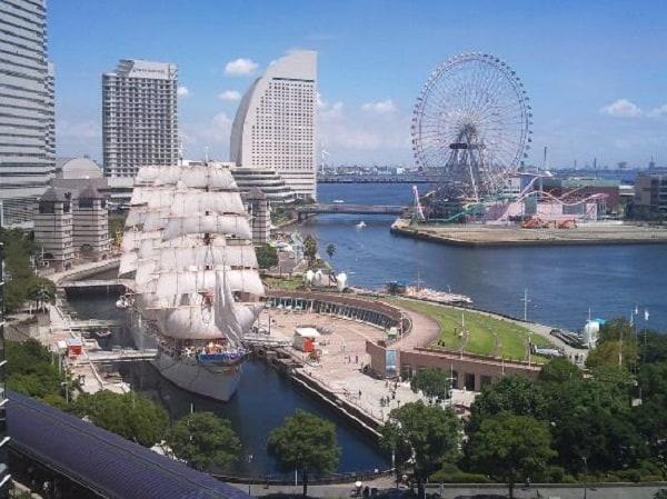 Kinh nghiệm du lịch Yokohama kèm các địa điểm vui chơi đẹp. Hướng dẫn, cẩm nang tham quan Yokohama cụ thể đường đi, cảnh đẹp.