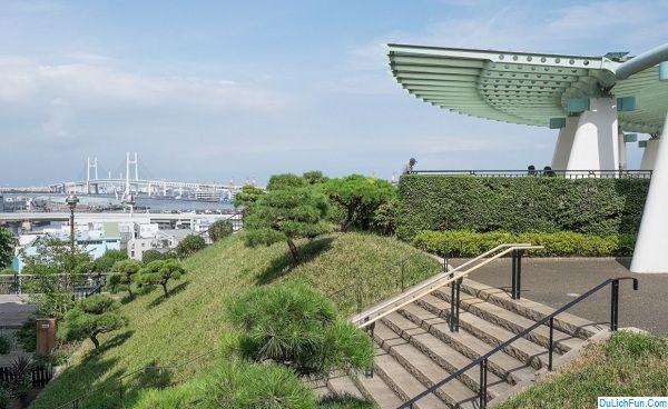 Địa điểm du lịch nổi tiếng nhất ở Yokohama: Du lịch Yokohama nên đi đâu chơi, tham quan?