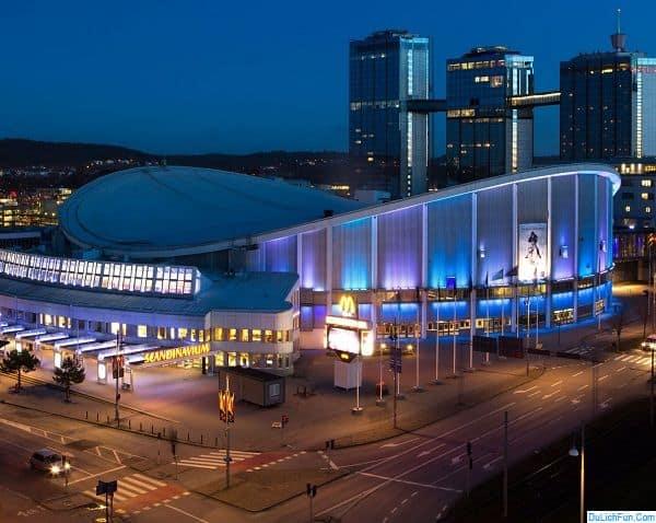 Hướng dẫn du lịch Gothenburg chi tiết: Địa điểm du lịch hấp dẫn ở Gothenburg