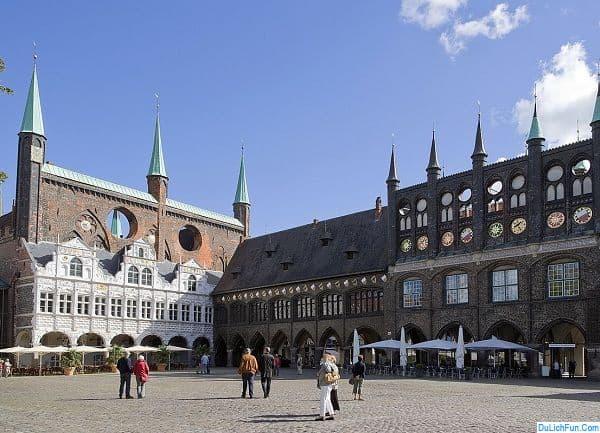 Hướng dẫn du lịch Lubeck Đức tự túc, chi tiết: Địa điểm du lịch nổi tiếng ở Lubeck, Đức