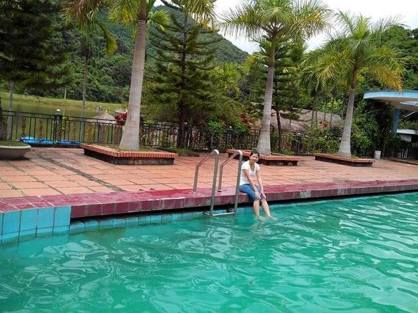 Review đi khu du lịch suối khoáng nóng Uva, Điện Biên. Hướng dẫn, cẩm nang du lịch suối khoáng Uva cụ thể đường đi, cảnh đẹp