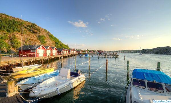 Kinh nghiệm du lịch Gothenburg chi tiết: Danh lam thắng cảnh nổi tiếng ở Gothenburg