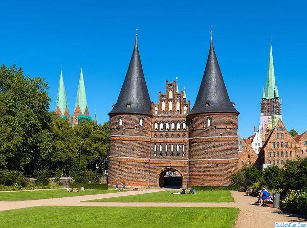 Kinh nghiệm du lịch Lubeck, Đức. Nên đi đâu chơi, tham quan khi du lịch Lubeck, Đức