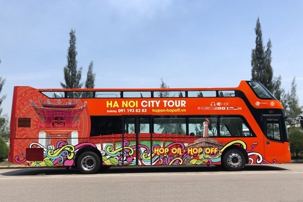 """Thông tin chuyến xe bus 2 tầng ở Hà Nội lộ trình kèm giá vé. Xe buýt 2 tầng Hà Nội """"gây sốt"""": Giá vé, lộ trình như thế nào?"""