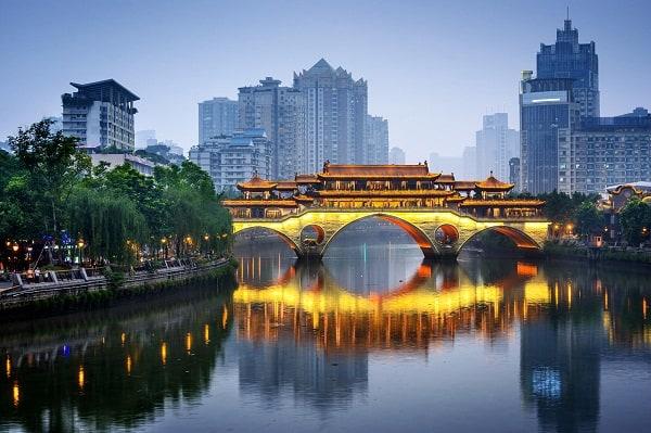 Kinh nghiệm du lịch Thành Đô Trung Quốc ăn ngon, cảnh đẹp. Những địa điểm du lịch nổi tiếng ở Thành Đô, Trung Quốc