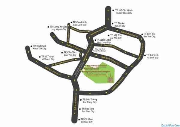 Review khu du lịch mới mở ở Hậu Giang - Kittyd & Minnied. Kinh nghiệm du lịch công viên giải trí Kittyd & Minnied cụ thể giá vé...