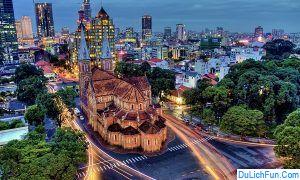 Những điều cần lưu ý khi đến Sài Gòn du lịch cực quan trọng. Du lịch Sài Gòn cần nhớ điều gì? Lưu ý quan trọng khi tới Sài Gòn.