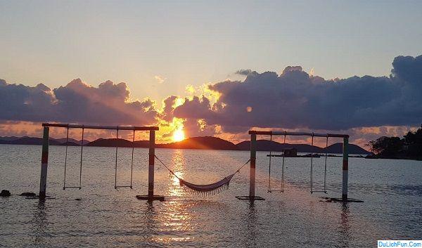 Kinh nghiệm du lịch quần đảo Bà Lụa tự túc: Cảnh đep ở quần đảo Bà Lụa Kiên Giang