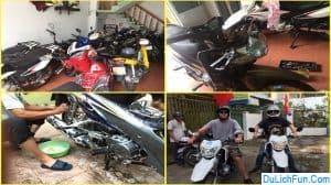 Tư vấn: Kinh nghiệm thuê xe máy ở Nha Trang giá rẻ, uy tín