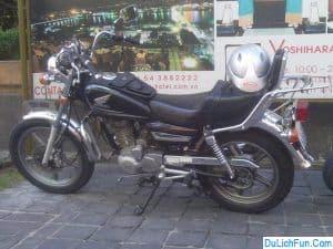 Địa chỉ, thủ tục và giá thuê xe máy ở Huế cụ thể, chi tiết