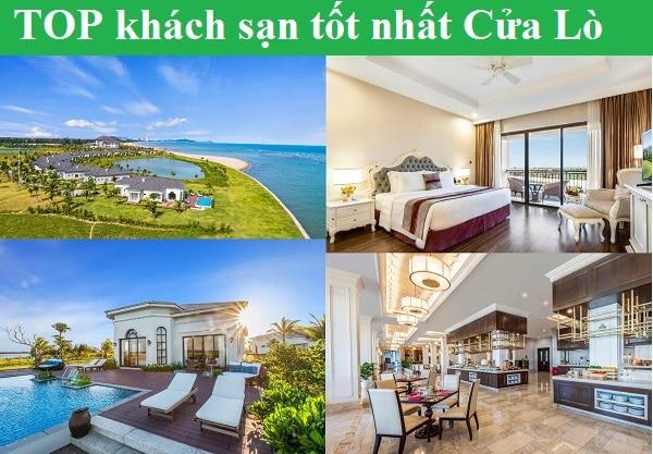 Khách sạn, resort cao cấp tốt nhất ở biển Cửa Lò. Vinpearl Discovery Cửa Hội