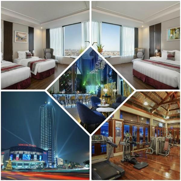 Kinh nghiệm du lịch Hà Tĩnh. Gợi ý chọn khách sạn khi du lịch Hà Tĩnh. Vinpearl Hà Tĩnh