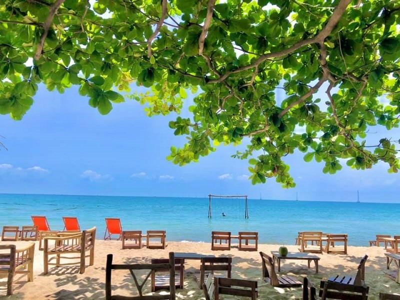 Kinh nghiệm du lịch Hòn Sơn, bãi biển Bãi Bàng