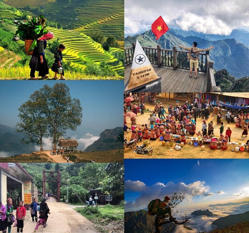 Kinh nghiệm du lịch Lào Cai. Địa điểm tham quan, vui chơi hấp dẫn ở Lào Cai. Du lịch Lào Cai nên đi đâu chơi?