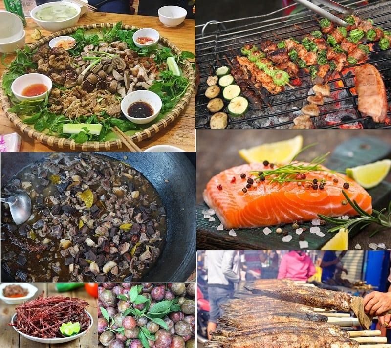 Kinh nghiệm du lịch Lào Cai. Món ăn ngon đặc sản nổi tiếng ở Lào Cai