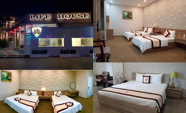 Kinh nghiệm du lịch Sa Đéc. Khách sạn giá rẻ ở Sa Đéc. Life House