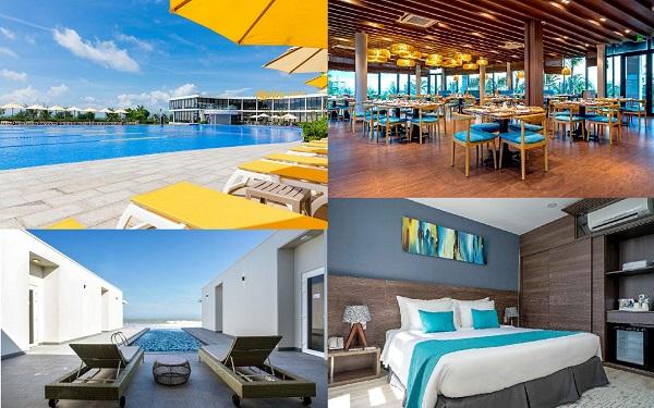 Kinh nghiệm du lịch biển Long Hải. Nên ở khách sạn, resort nào đẹp khi du lịch biển Long Hải