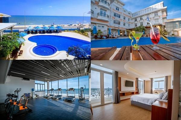 Kinh nghiệm du lịch biển Phước Hải Vũng Tàu nên ở khách sạn nào? Review du lịch biển Phước Hải Vũng Tàu
