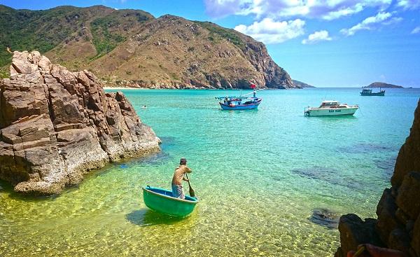 Kinh nghiệm du lịch đảo Kỳ Co: vé tàu, lịch trình, ăn uống