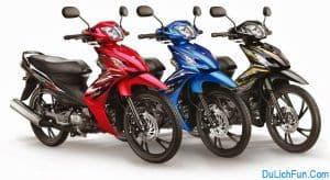 Danh sách địa chỉ cho thuê xe máy ở Vĩnh Phúc uy tín, giá rẻ. Kinh nghiệm thuê xe máy ở Vĩnh Phúc cụ thể địa chỉ, giá thuê, an toàn