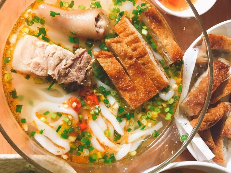 Món ăn sáng cực ngon ở Nha Trang