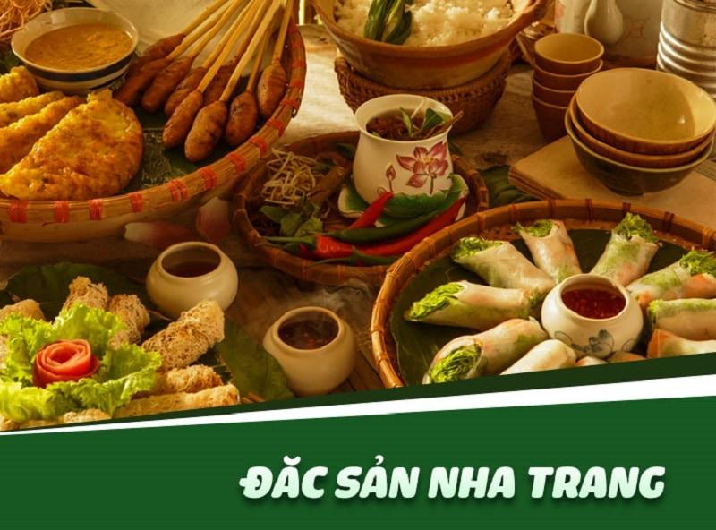 Món ăn ngon, đặc sản nổi tiếng ở Nha Trang