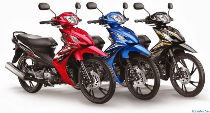 Địa chỉ thuê xe máy ở TP.HCM giá rẻ, an toàn không thế chấp. Những kinh nghiệm thuê xe máy ở Sài Gòn chất lượng, không lo chặt chém