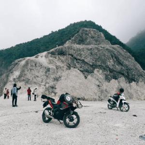 Du lịch đèo Thung Khe (đèo Đá Trắng) điểm check in cực hot