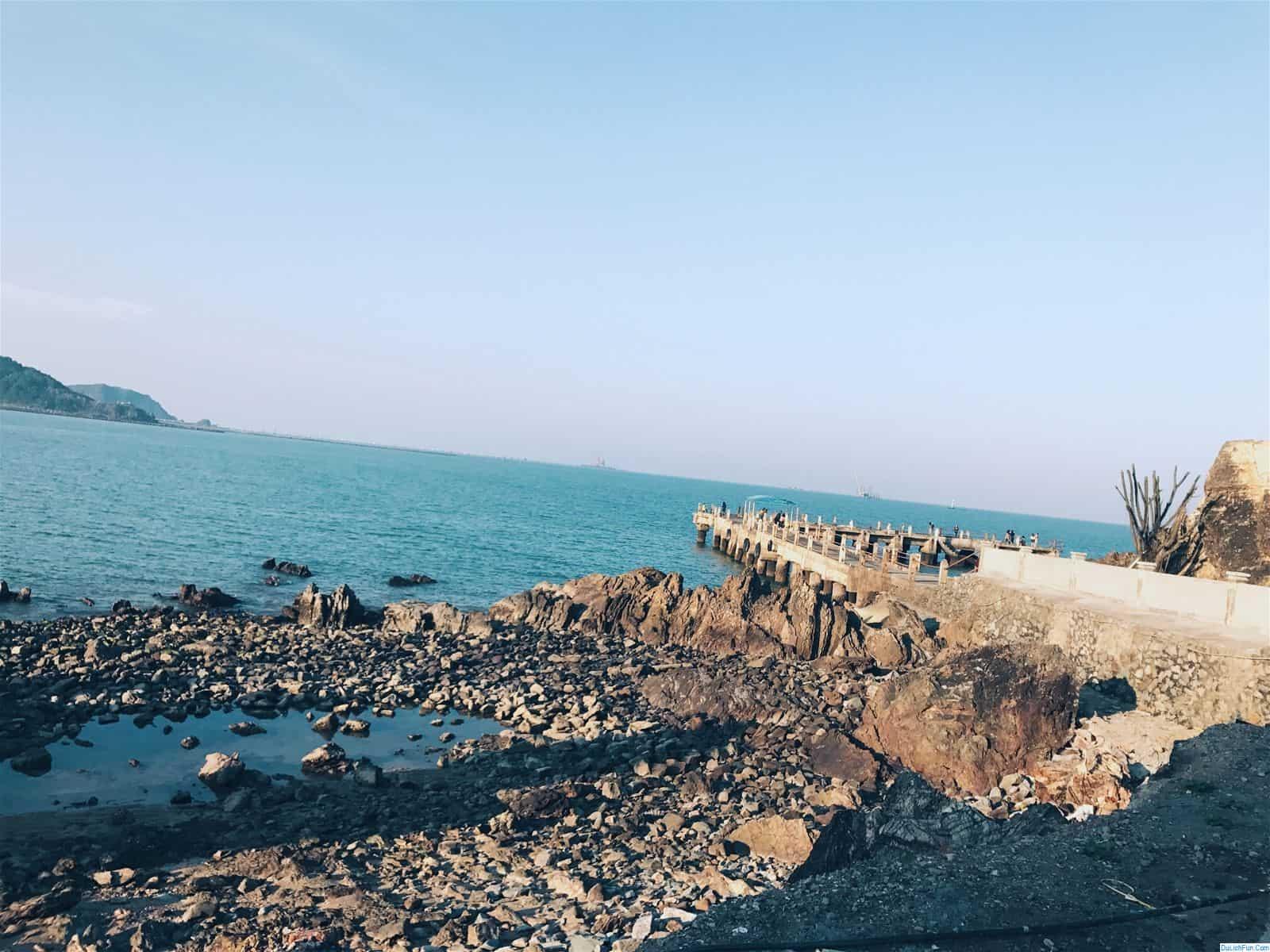 Kinh nghiệm du lịch đảo Lan Châu - Tiểu Cửa Lò cực đẹp. Hướng dẫn, cẩm nang du lịch đảo Lan Châu ăn ở, đường đi, thời điểm đẹp.