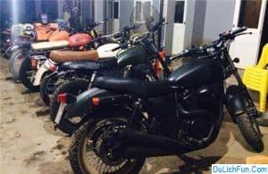 Địa chỉ thuê xe máy tốt ở Cao Bằng uy tín, giá rẻ