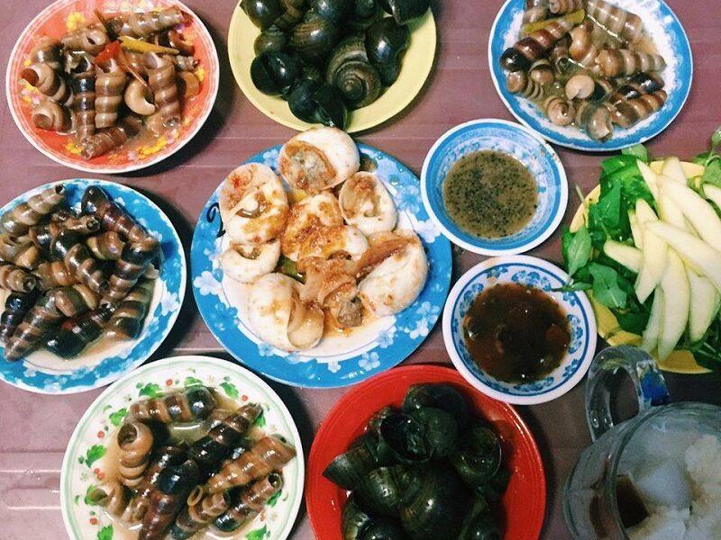 Đi đâu ăn hải sản ngon ở Nha Trang