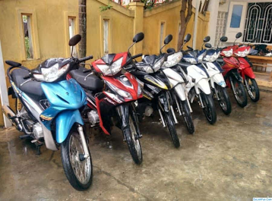Địa chỉ thuê xe máy ở An Giang tốt, uy tín cho phượt thủ. Hướng dẫn, kinh nghiệm thuê xe máy ở An Giang an toàn, giá rẻ
