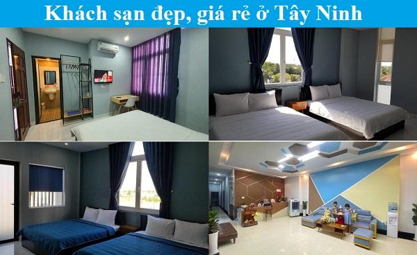 Danh sách khách sạn, nhà nghỉ ở Tây Ninh giá rẻ, tiện nghi, sạch sẽ