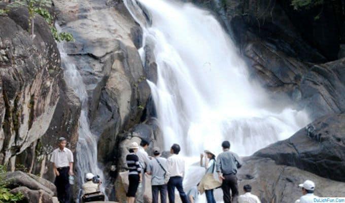 Kinh nghiệm du lịch Thác Bà, Bình Thuận đẹp hùng vĩ. Hướng dẫn, cẩm nang du lịch Thác Bà, Bình Thuận cụ thể đường đi, cảnh đẹp.