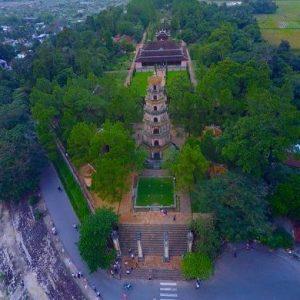 Kinh nghiệm du lịch chùa Thiên Mụ đường đi, cảnh đẹp