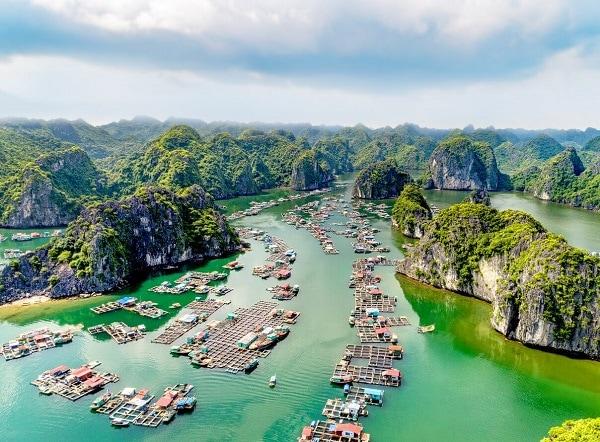 Hướng dẫn du lịch Hải Phòng tự túc: Đi đâu chơi, tham quan ở Hải Phòng? Vịnh Lan Hạ